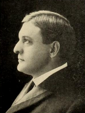 Frederick Lincoln Emory - Emory pictured in The Monticola, West Virginia yearbook