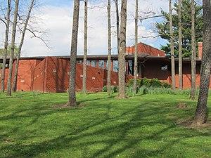 Kraus House - Image: FLW Krauss House
