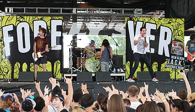 Picture of a band or musician: Forever The Sickest Kids