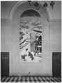 FWA-PBA-Paintings and Sculptures for Public Buildings, Post Office-Freeport New York-artist William Gropper-winter... - NARA - 195794.tif