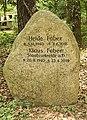 Faber Klaus Grab Stahnsdorf IMG 0242a.jpg