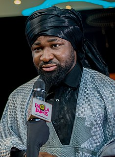 Harrysong Nigerian singer, songwriter