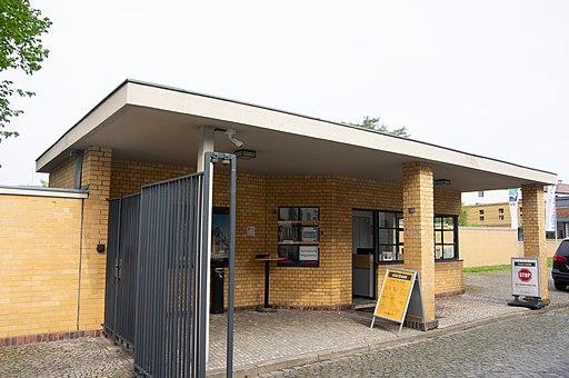 Pförtnerhaus. Fagus-Werk Alfeld