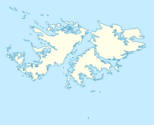 MPN is located in Falkland Islands