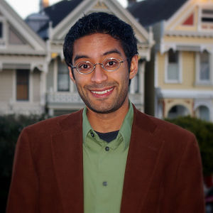 American journalist and author Farhad Manjoo (...