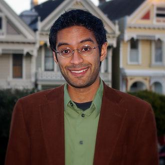 Farhad Manjoo - Farhad Manjoo in 2008