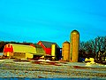 Farm with Three Silos - panoramio.jpg