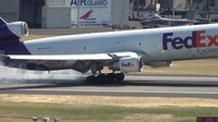 File:FedEx MD-11 (N643FE) Landing Portland Airport (PDX).ogv