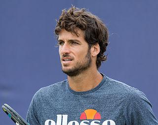 Feliciano López Spanish tennis player