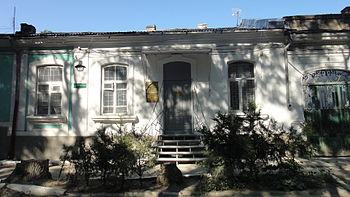 Feodosia, Korobkova st., 13, porch 2.JPG