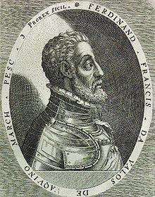 Resultado de imagen de Fernando Dávalos, marqués de Pescara