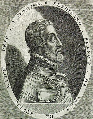 Battle of La Motta (1513) - Fernando d'Avalos, Marquis of Pescara, was the commander of the Spanish infantry at the Battle of La Motta.