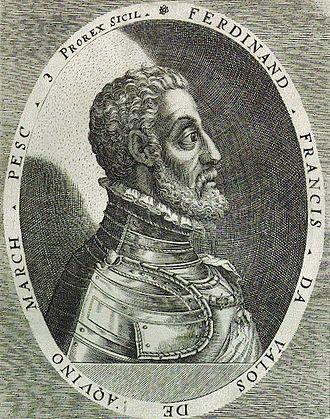 Battle of La Motta (1513) - Fernando d'Avalos, Marquis of Pescara, was the commander of the Spanish infantry at the Battle of La Motta.