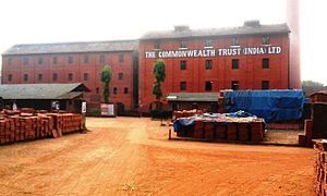 Mangalore tiles - Tile Factory in Feroke, India