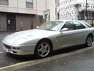 Ferrari 456 - The 456 GT Venice (United Kingdom)