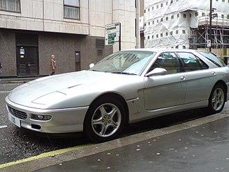 Ferrari 456 - The 456 GT Venice (United Kingdom)
