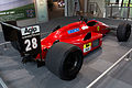 Ferrari F1-87 rear-right1 2015 Honda Collection Hall.jpg