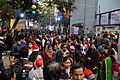 Festive People - Christmas Observance - Poush Mela - Nandan Area - Kolkata 2015-12-25 8120.JPG