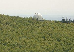 Schöpfl - Leopold Figl observatory