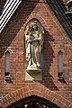 Figur am Tor, St. Jakobus Kirche, Görlitz.jpg