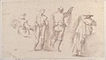 Figure Studies- Two Standing and Two Seated Men MET 17.236.46.jpg