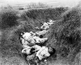 United States war crimes - Filipino casualties on the first day of war