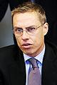 Finlands utrikesminister Alexander Stubb vid Nordiska radets session i Helsingfors 2008-10-27 (2).jpg