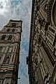 Firenze - Florence - Piazza del Duomo - View Up & West along the outside surface of the Duomo.jpg