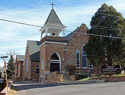 First Congregational Church (Manitou Springs, Colorado).JPG