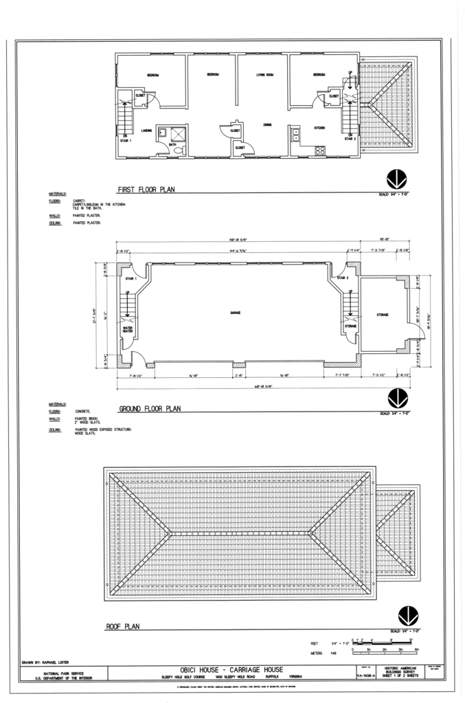 File First Floor Plan Ground Floor Plan And Roof Plan