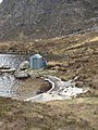 Fishing bothy on Loch Uladal - geograph.org.uk - 1298588.jpg
