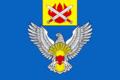 Flag of Ivanovskoe (Oktyabrsky rayon).png