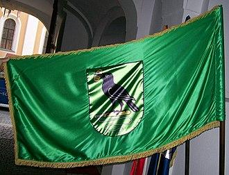 Lepoglava - Image: Flag of Lepoglava