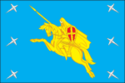 Flag of Peresvet (Moscow oblast).png