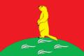 Flag of Pervomayskoe (Boguchar rayon).png