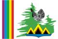 Flag of Raduzhny (Khanty-Mansia (Yugra)).png