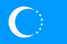 Flag of the Iraqi Turkmen Front.png