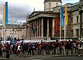Flickr - Carine06 - Trafalgar Square - getting ready for the athletes parade.jpg