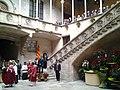 Flickr - Convergència Democràtica de Catalunya - Benedicció de roses al Palau de la Generalitat (1).jpg