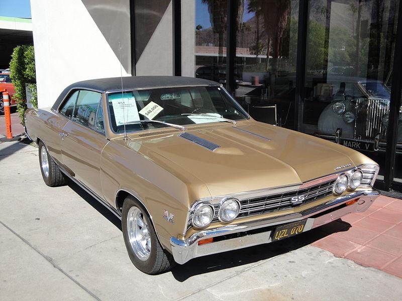 File:Flickr - DVS1mn - 67 Chevrolet Chevelle SS (1).jpg