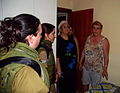 Flickr - Israel Defense Forces - IDF Instructors Check In with Families (1).jpg