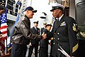 Flickr - Official U.S. Navy Imagery - Vice President Joe Biden shakes hands with Sailors as they depart..jpg
