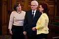 Flickr - Saeima - Solvita Āboltiņa tiekas ar Horvātijas prezidentu (1).jpg