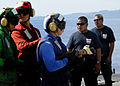 Flight deck firefighting training aboard the USS Cleveland 110706-N-YM863-780.jpg