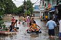 Flood damage in Manila, Philippines 2012. Photo- AusAID (10695554446).jpg