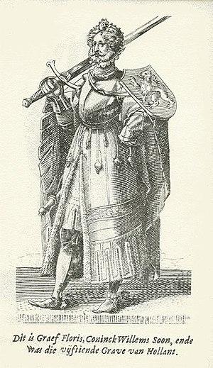 Floris V, Count of Holland