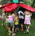 Flower model and children.jpg