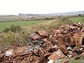 Flytipping at Ronague, Isle of Man - geograph.org.uk - 118056.jpg