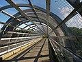 Footbridge over the M1 - geograph.org.uk - 865178.jpg