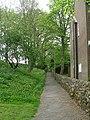 Footpath - Breary Lane, Bramhope - geograph.org.uk - 798335.jpg